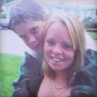 Check Out Catelynn Lowell and Tyler Baltierra in Middle School! (PHOTO)