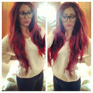 "Snooki Goes ""Casual"" — What Is She Wearing? (PHOTO)"