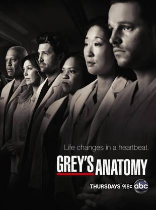 Grey's Anatomy Spoiler: Adele Dies in Season 9, Episode 10