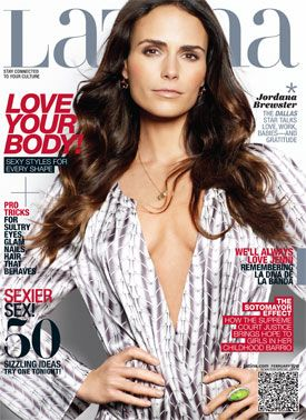 """Dallas Star Jordana Brewster Is """"Very Ready"""" For Kids, Hopes For Twins"""