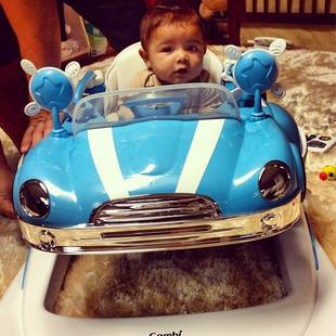 Is This the Cutest Pic of Snooki's Baby Lorenzo Yet? (PHOTO)