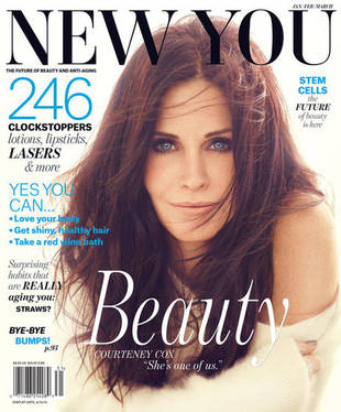 Courteney Cox Admits to Botox and Reveals the Daily Beauty Regimen That Keeps Her Looking Hot