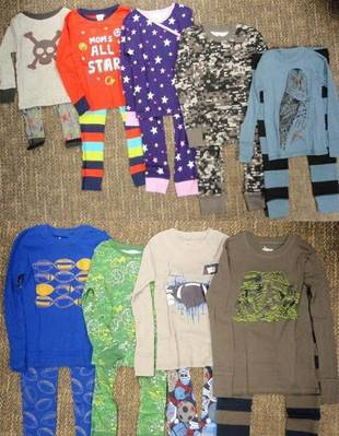 Kids Pajamas Sold at Target Recalled For Not Meeting Flammability Standards