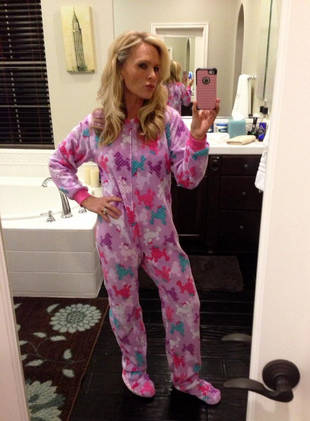Tamra Barney Rings in the New Year Wearing… What?!