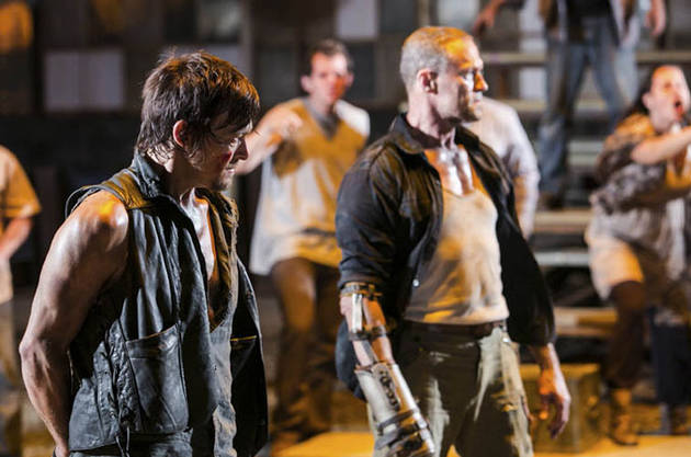 Who Is The Walking Dead's New Showrunner For Season 4 (and Possibly Beyond)?
