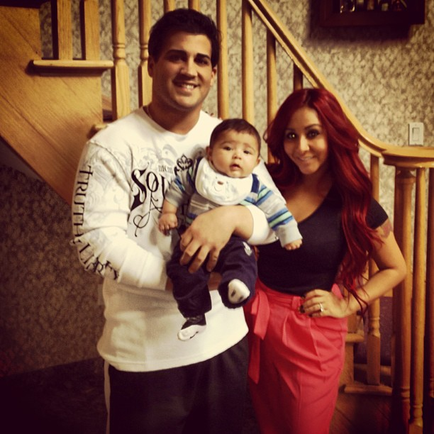"Snooki Talks Having a Second Child: ""I Want to Pop Out Another Baby Right Now!"""