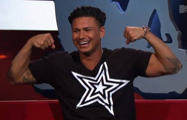 Pauly D Lands a New Gig on MTV: What's He Up to Now?! (VIDEO)