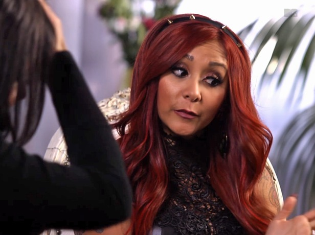 Snooki Reveals Disgusting Details About Giving Birth to Lorenzo! (VIDEO)