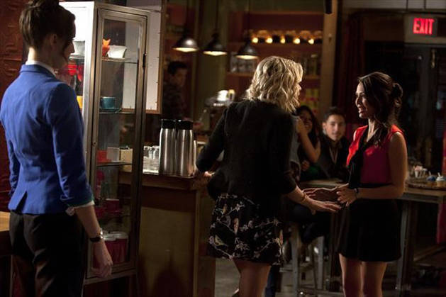 Pretty Little Liars Season 3, Episode 15 Recap: Mona Is Evil, Byron Is Sketchy, and Lucas Was Blackmailed?!