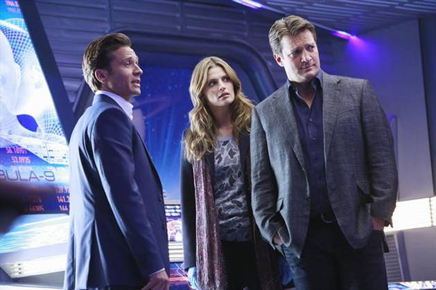 Castle Season 5 Spoiler: Valentine's Day Brings Romance — and a Baby?!