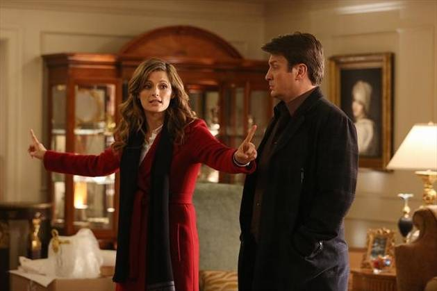 Castle Season 5: Will Beckett Go Looking For Castle's Father?