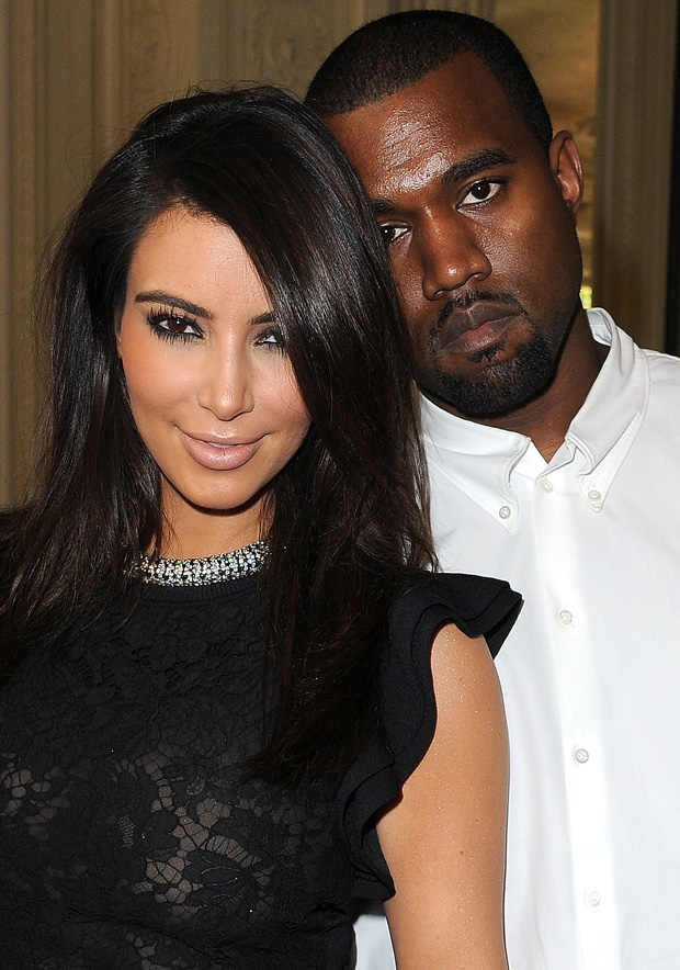 Kanye West Wants Kim Kardashian to Record a Song With Him While She's Pregnant: Report