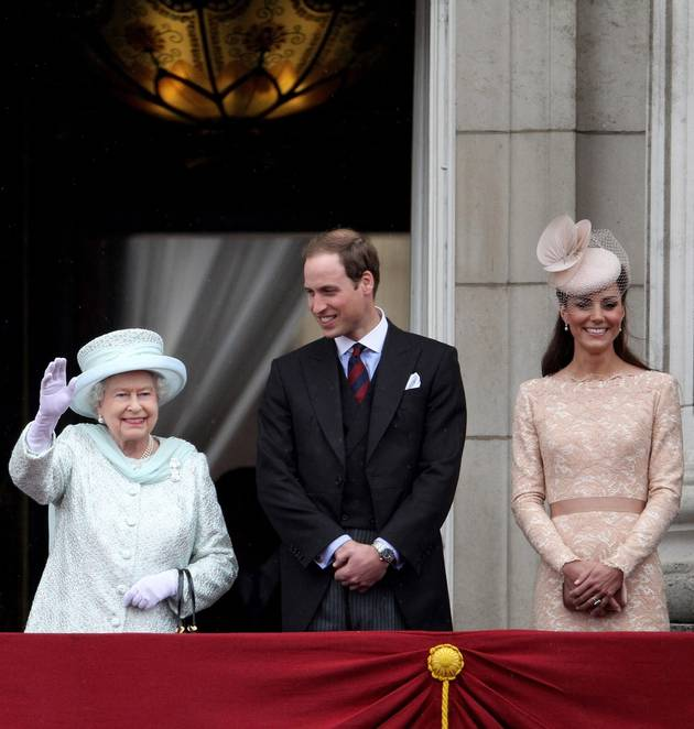 Queen Elizabeth II Decrees Kate Middleton and Prince William's Potential Daughter Will Be Called What?