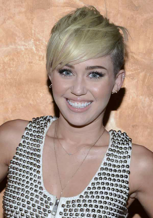 First Piece of Miley Cyrus's Cosmo Cover Revealed (PHOTO)