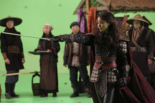 Once Upon a Time Season 2 Spoilers: Details on Downton Abbey Star's Role, Mulan's Return, and Ariel