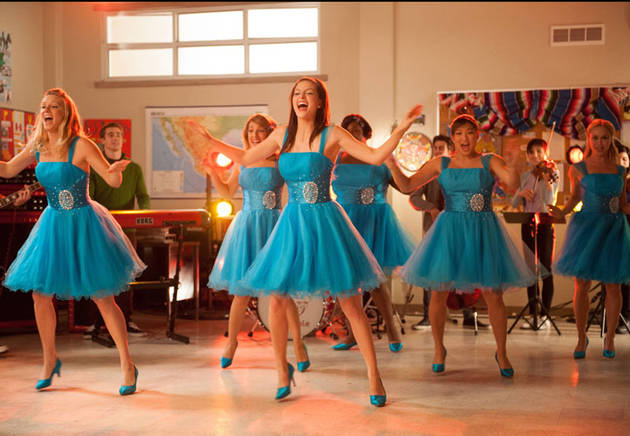 "Top 10 Quotes From Glee Season 4, Episode 11: ""Skanky Meow Mix"""