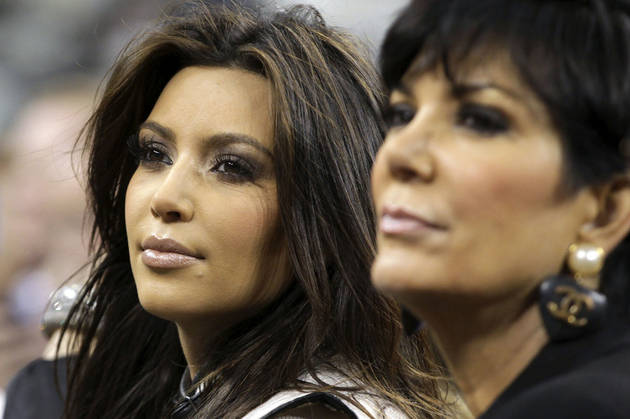 """Kris Jenner Calls Abuse Allegations """"Ridiculous"""""""