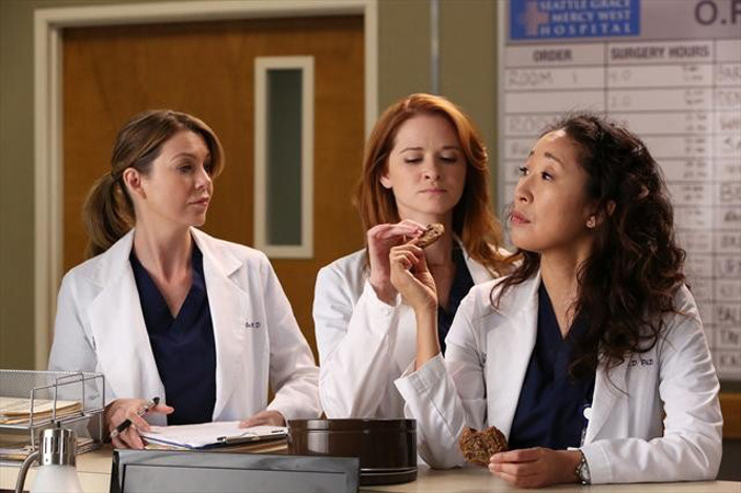 Grey's Anatomy Season 9, Episode 11 Recap: Moving Forward With Friends, Exes, and $15 Million
