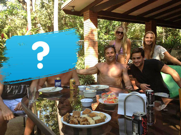 Shirtless Ryan Bowers Vacations In Costa Rica — With Which Bachelor Nation Star?