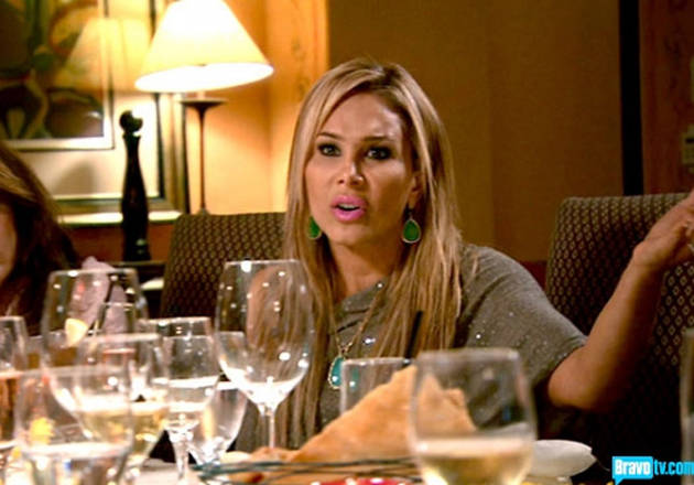 Real Housewives' Adrienne Maloof Is Upset That Brandi Glanville Still Hasn't Apologized to Her