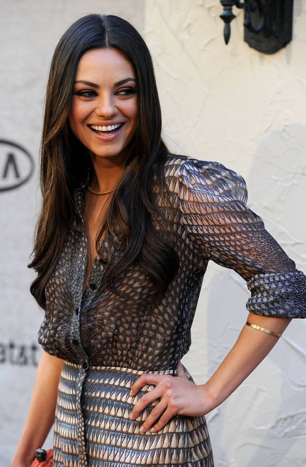 Fifty Shades of Grey Casting: Is Mila Kunis Not Actually Interested in Playing Anastasia?