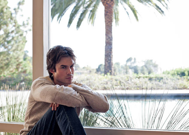 "Vampire Diaries' Ian Somerhalder on Fifty Shades of Grey Casting Rumors: ""Nothing's Official"" [UPDATE]"