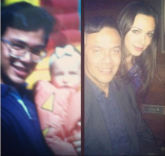 Kyle richards first husband guraish aldjufrie pictures to pin on