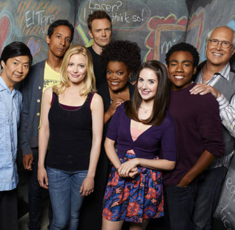 "Community Spoilers: More ""Heart,"" Less Chevy Chase on Season 4 — But Will There Be a Season 5?"