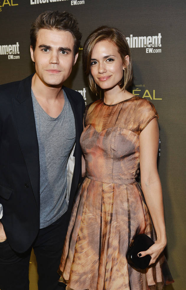 Are Paul Wesley and Torrey DeVitto Having a Baby? You Ask, We Answer