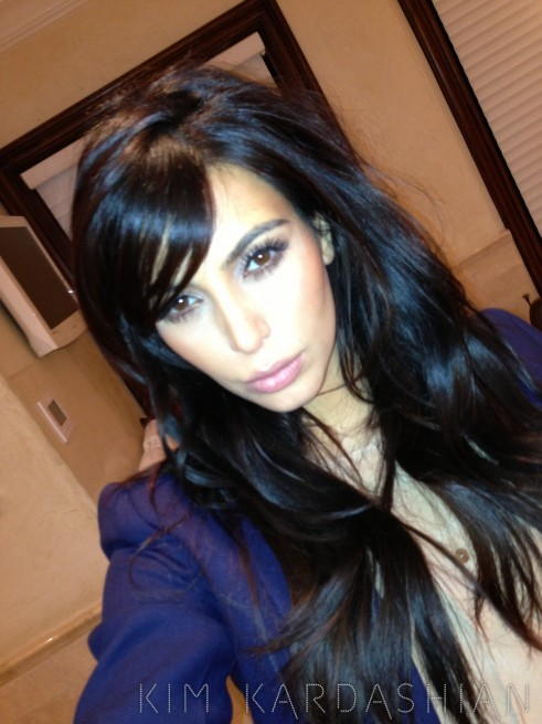 Is Kim Kardashian Already Using Her Baby as a Bargaining Chip? Exclusive