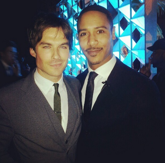 Why Wasn't Ian Somerhalder Around For the Golden Globes Festivities Last Night?