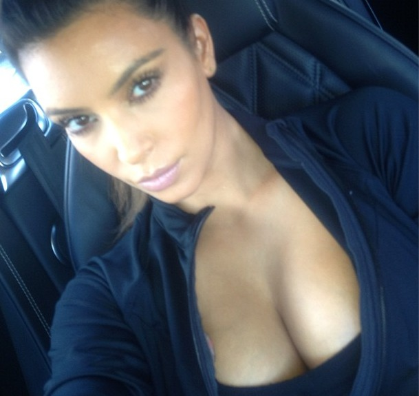 Will Kim Kardashian Sell Her Baby Pictures?