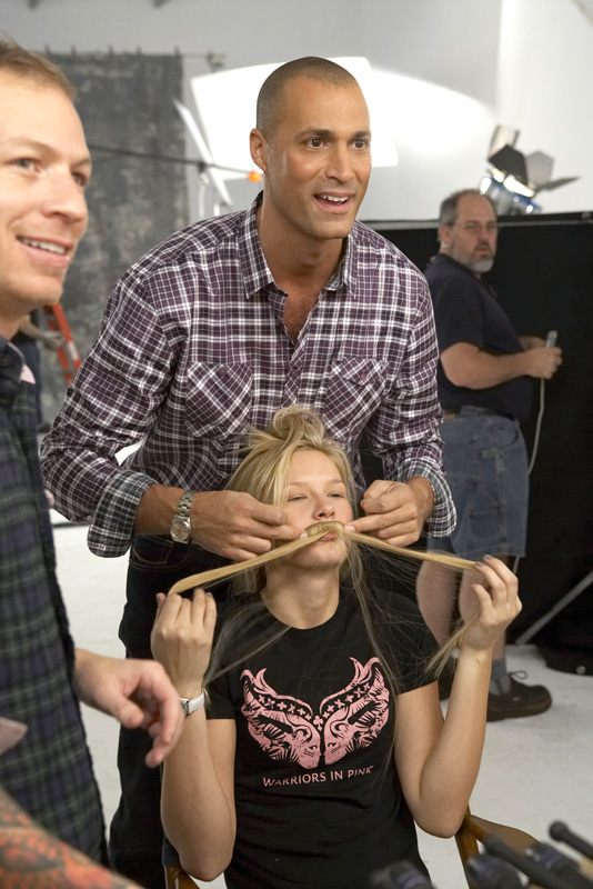 Nigel Barker Lists Differences Between ANTM and The Face