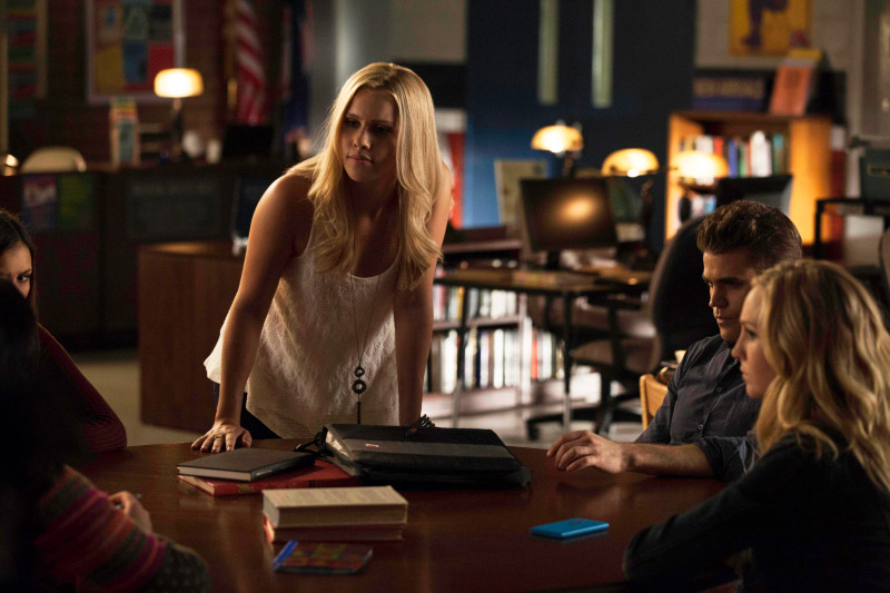 Vampire Diaries Spoilers For Season 4, Episode 10: Will Rebekah Do Something Unforgivable?