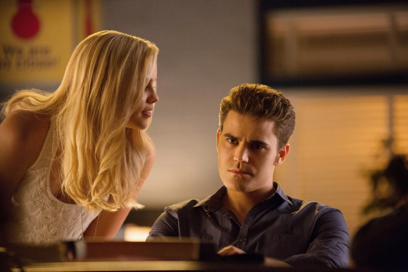"Vampire Diaries Spoilers For Season 4, Episode 12: ""A View to a Kill"" — Stefan and Rebekah Get More Serious?"