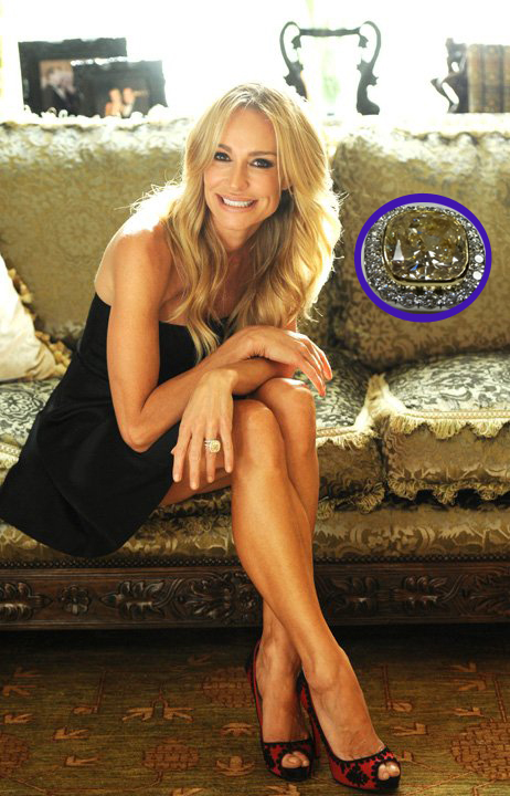 Why Does Taylor Armstrong Have to Give Up Her Wedding Ring on Real Housewives of Beverly Hills Season 3, Episode 8?