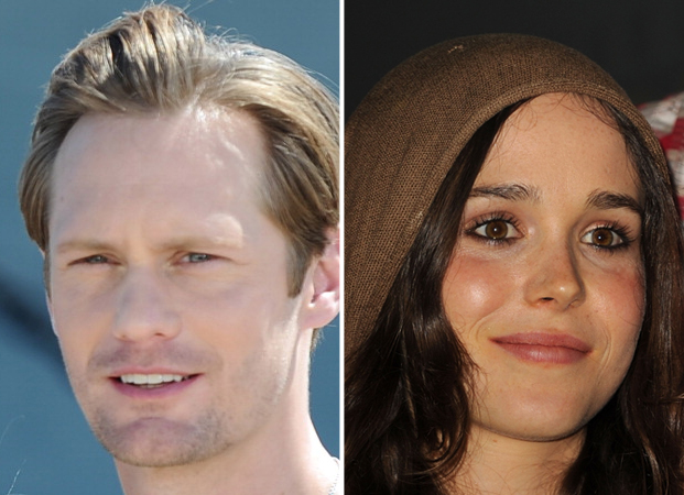Alexander Skarsgard and Ellen Page as Grungy Eco-Terrorists: First Look!