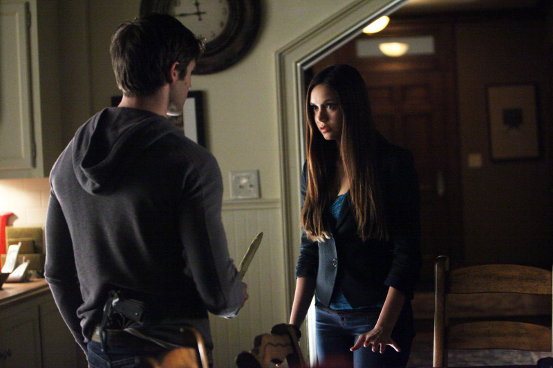 "Vampire Diaries Spoiler Roundup For Season 4, Episode 11: ""Catch Me If You Can"""