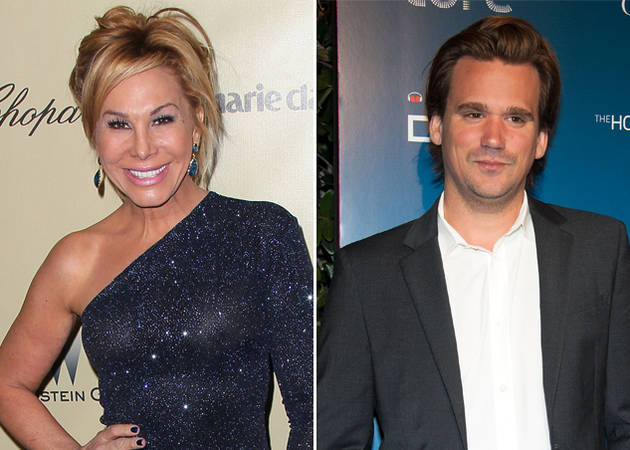 """Real Housewives' Adrienne Maloof Confirms Sean Stewart Relationship, Says """"Age Is Just a Number"""""""