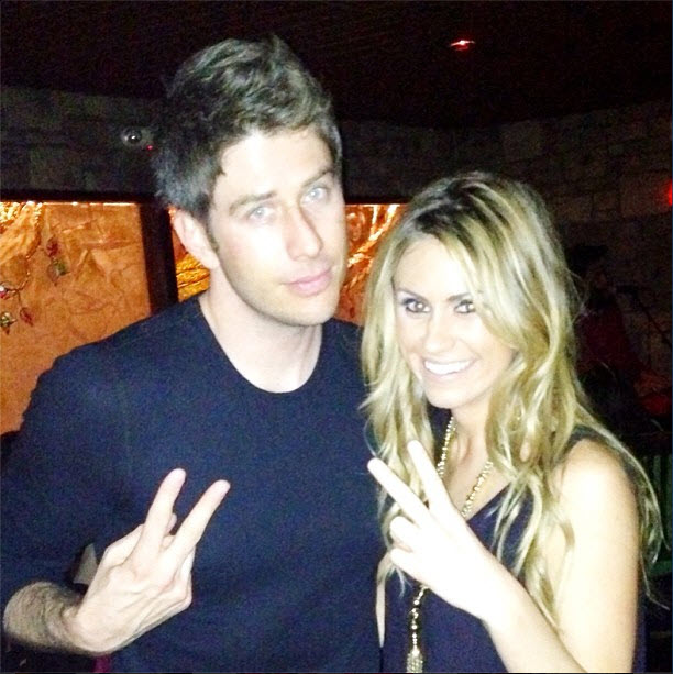 Arie Luyendyk Jr. and Lindzi Cox Party Together in Arizona — New Couple Alert?