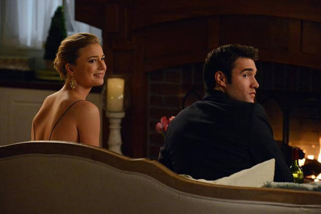 "7 Things We Learned About Revenge Season 2, Episode 11, ""Sabotage,"" From the Promo: Bring on the Fauxmance! (PHOTOS)"