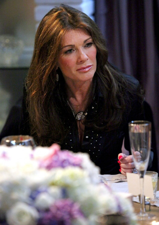 Are Real Housewives' Lisa Vanderpump and Adrienne Maloof Still Feuding After Season 3?