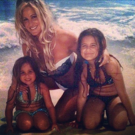 Kim Zolciak Shows Off Her Bikini Bod in Amazing Flashback Pic! (PHOTO)