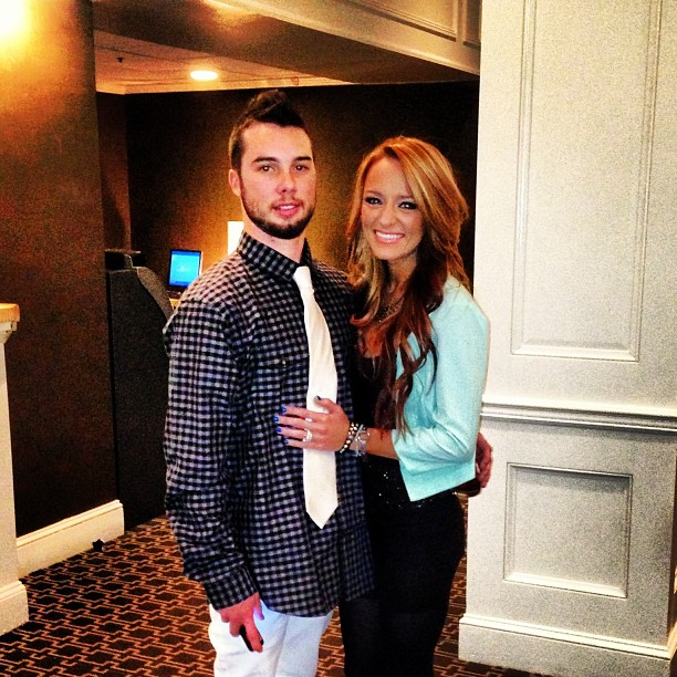Maci Bookout Confirms That She's Still Dating Taylor McKinney!