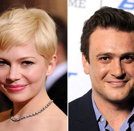How Did Jason Segel and Michelle Williams Ring in 2013 Together?