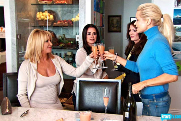 Vagina Talk and More of The Real Housewives of Beverly Hills Season 3, Episode 11's Crazy Moments