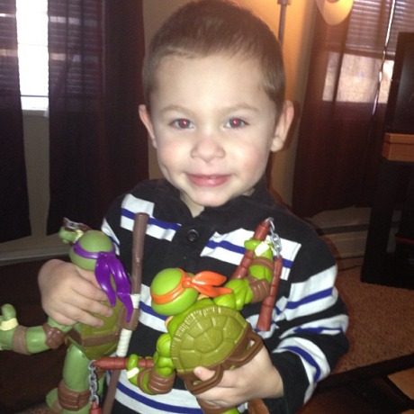 What Did Kailyn Lowry Get Isaac For His 3rd Birthday? (PHOTO)