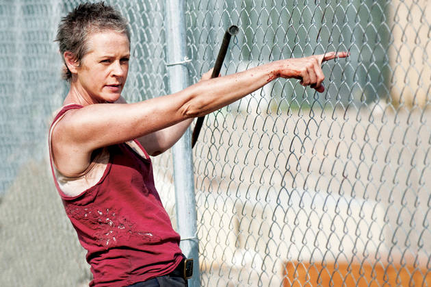 The Walking Dead Season 3: Carol Was Supposed to Die Instead of T-Dog — Good Change?