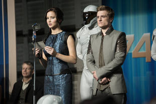 The Hunger Games: New Catching Fire Footage Revealed in IMAX Featurette (VIDEO)