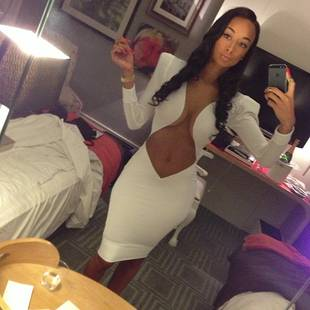 Basketball Wives Stars Faceoff: Who Wore This Revealing Dress Better — Bambi or Draya Michele? (PHOTOS)